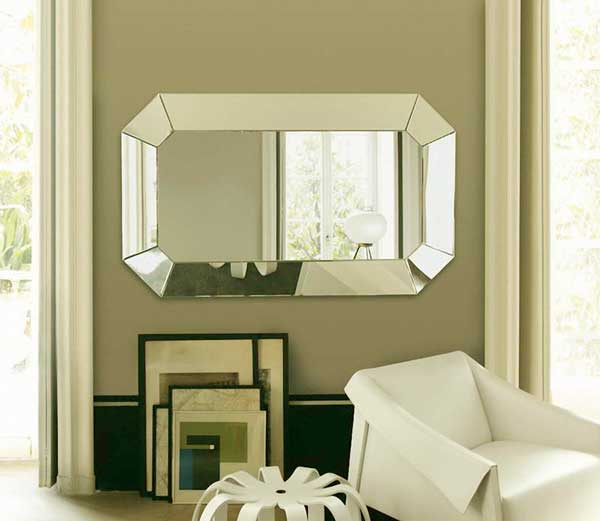How to Make a Space Feel Larger by Adding Wall Mirrors