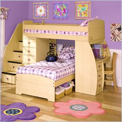 Bunk Beds with Storage & Seating