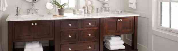 Tips for Buying Traditional Bathroom Vanities
