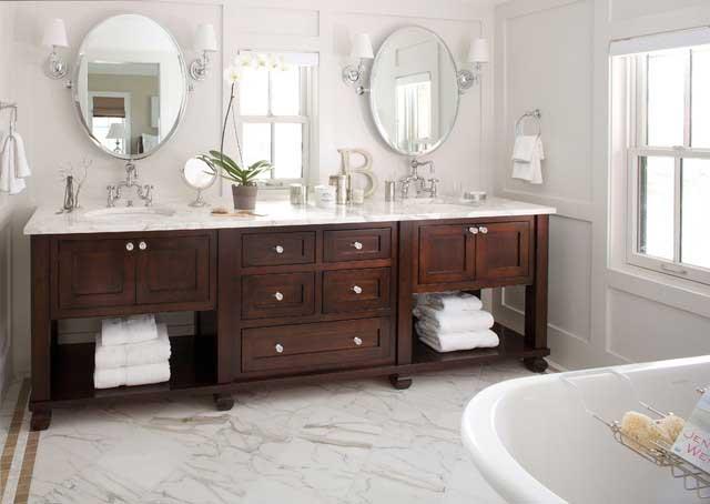 Tips for Buying Traditional Bathroom Vanities