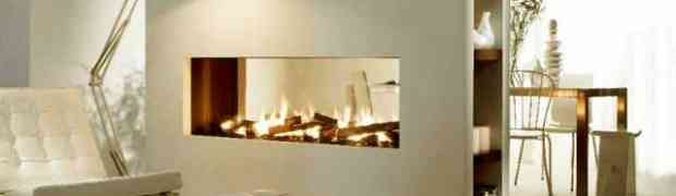 Make the fireplace your focal point