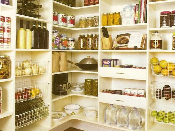 Organize your pantry with a five-step makeover