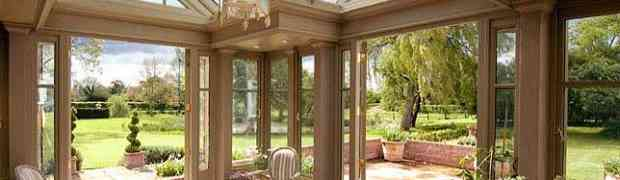 How to Transform Your Conservatory into the Perfect Entertainment Space