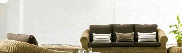 Wicker, Rattan or Cane Conservatory Furniture for your home