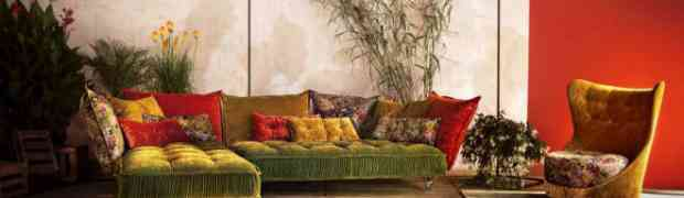 Make Use of Colors through Your Furniture to Spice up Your Living Room