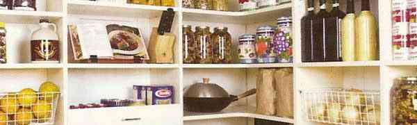 Ideas to organize your pantry cabinet