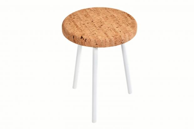 Click image for larger version.  Name:Round-End-Table-Pure-Cork-White-Metal-1.jpg Views:52 Size:12.1 KB ID:11031