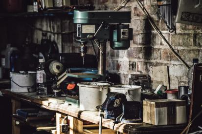 Turn Your Shed Into the Perfect Workshop
