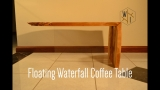 Floating Waterfall Coffee Table