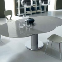 Giro Table with Extensions by Bontempi Casa