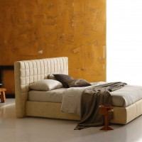 Łóżko AMOS