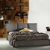 """Łóżko tapicerowane """"DRIM"""""""