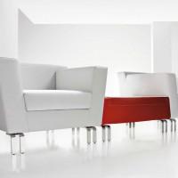 InOut - fotel włoskiej firmy Luxy