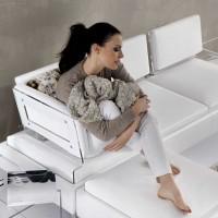 Sofa Plah Ghinn Acrylic - Luxy - Włochy