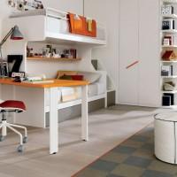 MultiSpace Z235 – meble młodzieżowe firmy Zalf