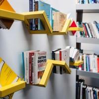 360 SHELF - półki wg projektu Luki Pirnata