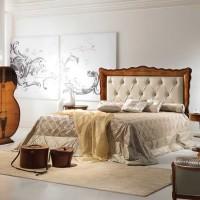 Stylowe Łóżka Drewniane firmy Carpanelli
