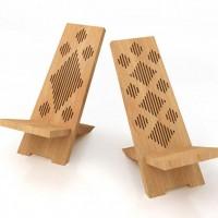 Kolekcja Mebli z Litego Drewna Zaprojektowana przez Dorianę Fuksas