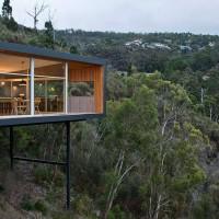 Dom na Tasmanii