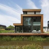 Willa zaprojektowana przez HOYT Architects