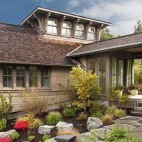 Dom zaprojektowany przez BC&J Architects