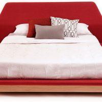 Łóżka tapicerowane zaprojektowane przez meksykańską firmę ESRAWE