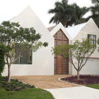 Dom na Florydzie zaprojektowany przez Silberstein Architecture