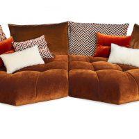 "Sofa i fotel ""Matilda"" firmy Bretz"