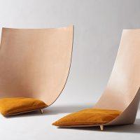 Krzesło Babu zaprojektowane przez Jordi Ribaudí