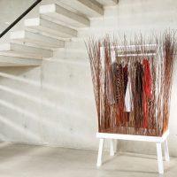 Mogli - wystawka sklepowa zaprojektowana przez P. Ketz'a