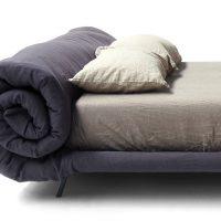 "Łóżko ""Balnket. Projekt: Alessandro Busana"