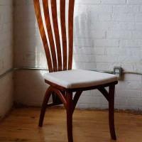 Dining Chair by Merganzer Furniture & Design