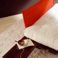 Malindi Bed by Italian manufacturer Bolzan Letti
