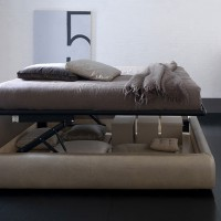 Pon Pon Bed by Italian manufacturer Bolzan Letti