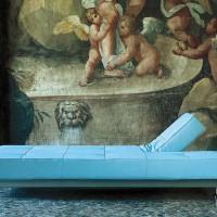 Damier Sofa by Francesco Binfaré