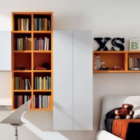 Focus - Hanging Bookcase