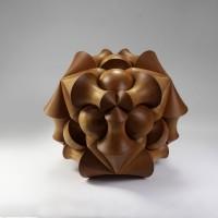 Cube Illusion Box by Laszlo Tompa