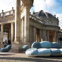 Le Nuvole Sofa by Sergio Giobbi