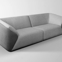 Slice Sofa by Grego for Boneli
