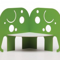 Zoo Desk by Mouna & Silvio Russo
