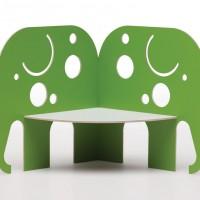Zoo Desk by Mouna & Silvio Russo