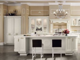 Pantheon Kitchen