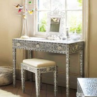 Maxi Mother of Pearl Console Table