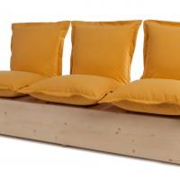 Facile Sofa, design Marco Gregori