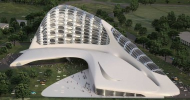 Jesolo Magica by Zaha Hadid Architects