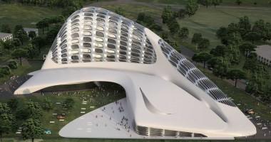Jesolo Magica by Zaha Hadid Architects