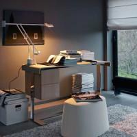 Eileen Writing Desk by Antonio Citterio