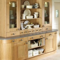 Erin Character Natural Oak Kitchen