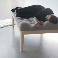 Kulle Day Bed by Stefanie Schissler