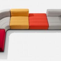 Larva Sofa by Studio Segers